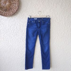 Ag the stilt cigarette jeans stretchy